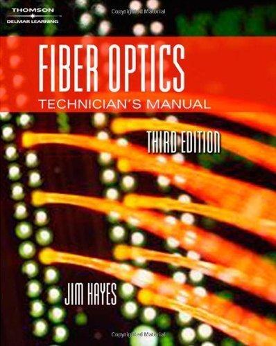 Read Online Fiber Optics Technicians Manual_ 3RD EDITION pdf epub
