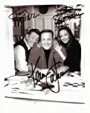 #9: The King of Queens Cast Signed Autographed 8 X 10 Reprint Photo - Mint Condition