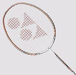 Yonex Nanoray 10F Badminton Racquet 4U G4 (Orange)