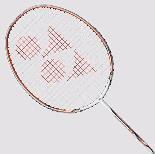 Yonex Nanoray 10F Badminton Racquet 4U G4 (Orange) by Yonex