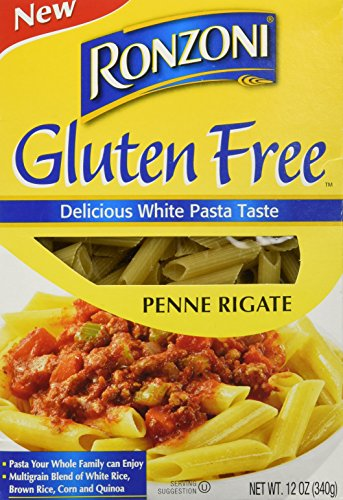 - Ronzoni Gluten Free Penne 12oz