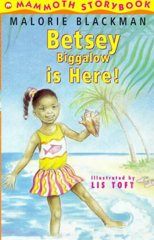 book cover of Betsey Biggalow Is Here!