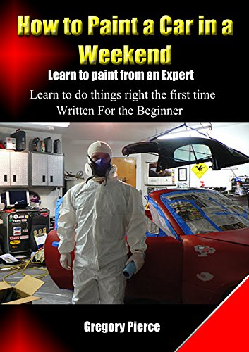 Enamel Painting Pearls - How to Paint a Car in a Weekend: Learn to Paint from an Expert (How to