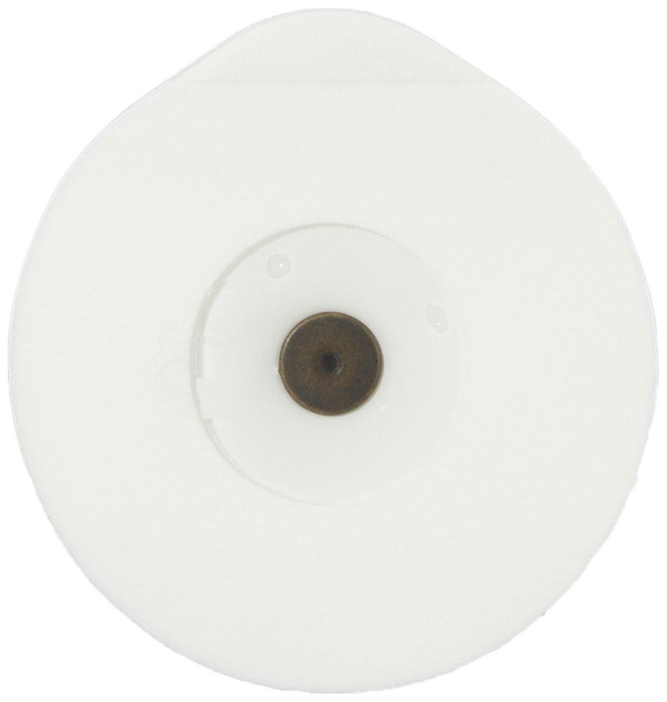 fiab f9060 elettrodi monouso in foam per ecg ovali, 50 x 48mm, 50 ... - Fiab Arredo Bagno