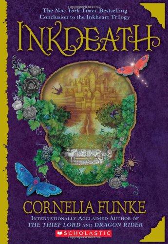 Tintentod - Book #3 of the Inkworld