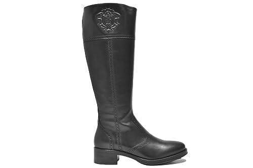 NERO GIARDINI Stivali scarpe donna nero 9821 mod. A719821D