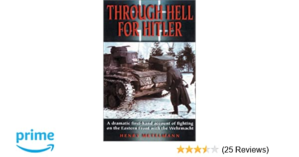 Through Hell for Hitler