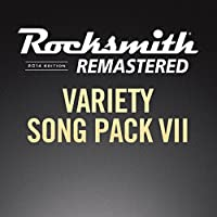 Rocksmith 2014 - Variety Song Pack VII - PS3 [Digital Code]