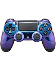 PS4 Dualshock Playstation 4 Controller Custom Soft Touch New Model JDM-040 (Chameleon)