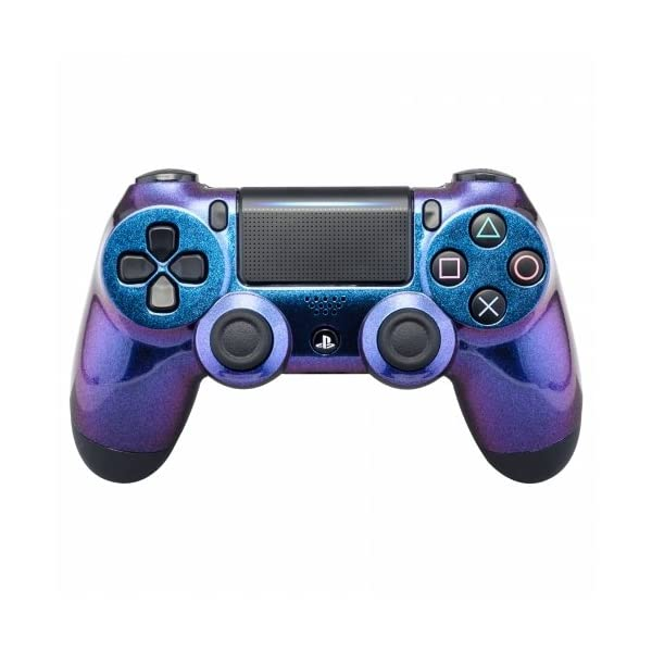 OC Gaming PS4 Dualshock Playstation 4 Controller Custom Soft Touch New Model JDM-040 (Chameleon) 1