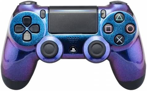 OC Gaming PS4 Dualshock Playstation 4 Controller Custom Soft Touch New Model JDM-040 (Chameleon)