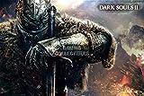 CGC Huge Poster - Dark Souls II PS3 XBOX 360 PC - DSS032 (24' X 36')