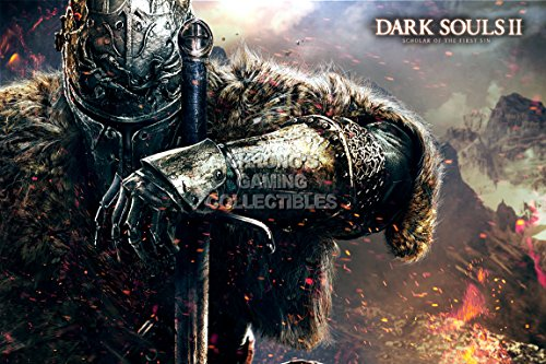 """Price comparison product image CGC Huge Poster - Dark Souls II PS3 XBOX 360 PC - DSS032 (24"""" X 36"""")"""