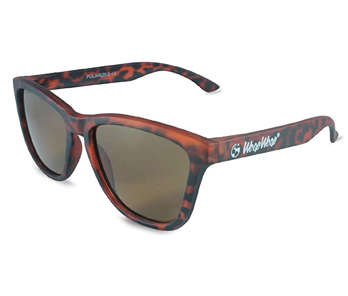 WoopWoop Gafas de Sol Polarizadas Viper V86