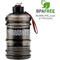 2.2l Large Capacity Sports Water Bottle Hydrate Drinking...