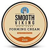 No Need to Settle for Average Looking Hair. Give it supreme shape and form with Smooth Viking's Forming Cream If you're ready to ditch the dull, drab and lifeless hairstyle in favor of a sleek, suave or modern style, look no further than Smooth Vikin...