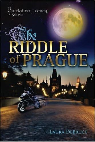 Ebooks gratuits à télécharger sur pcThe Riddle of Prague (The QuickSilver Legacy Series) (Volume 1) by Laura DeBruce (French Edition) PDF