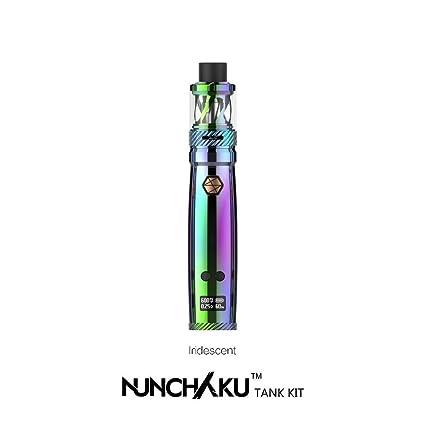 Auténtico Uwell Nunchaku 80W Kit Completo Para Principiantes Nuevo Kit E-Cigarrillos Nunchaku Para Principiante