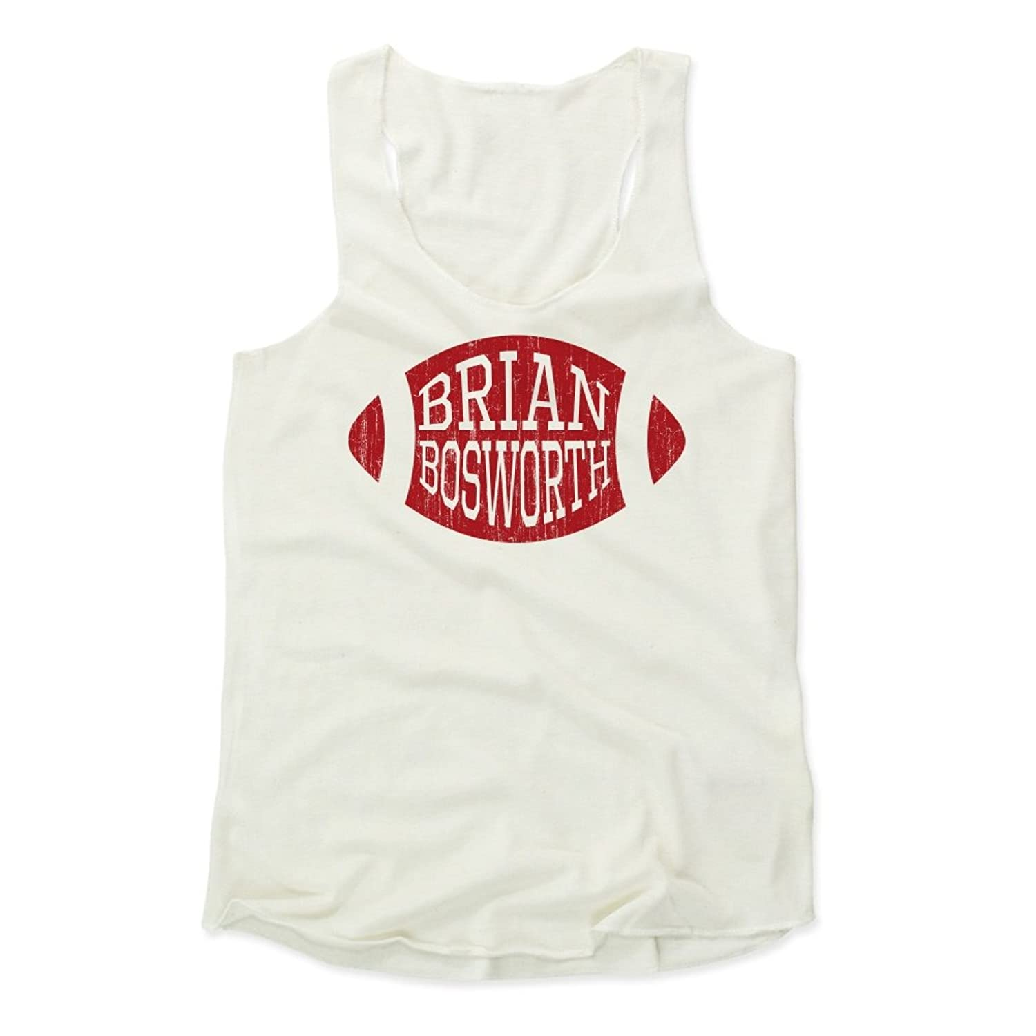Brian Bosworth Football R Throwbacks Women's Tank Top
