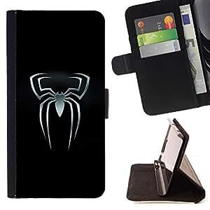 - Spider Superhero/ Personalizada del estilo del dise???¡¯???¡Ào de la PU Caso de encargo del cuero del tir???¡¯????n del s - Cao - For Samsung Galaxy Cor