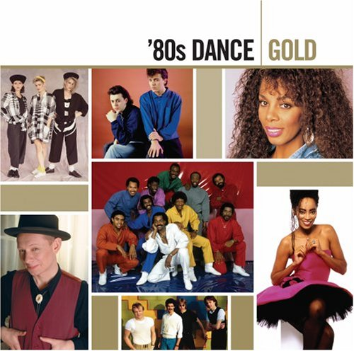 80's Dance Gold by CD