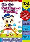 Go Go Cutting and Pasting 2-4 (Gakken Workbooks)