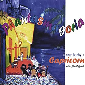 Amazon.com: Phantasmagoria: Anne Barby & Capricorn: MP3