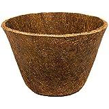 Vaso de fibra de coco N xba 08 16cm diam. X 9,5cm COQUIM