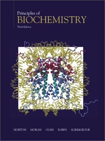 Principles of Biochemistry (3rd Edition)