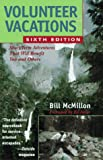 Volunteer Vacations, Bill McMillon, 1556523149