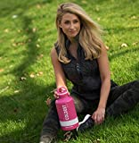 The Coldest Water Bottle 64 oz Wide Mouth Vacuum