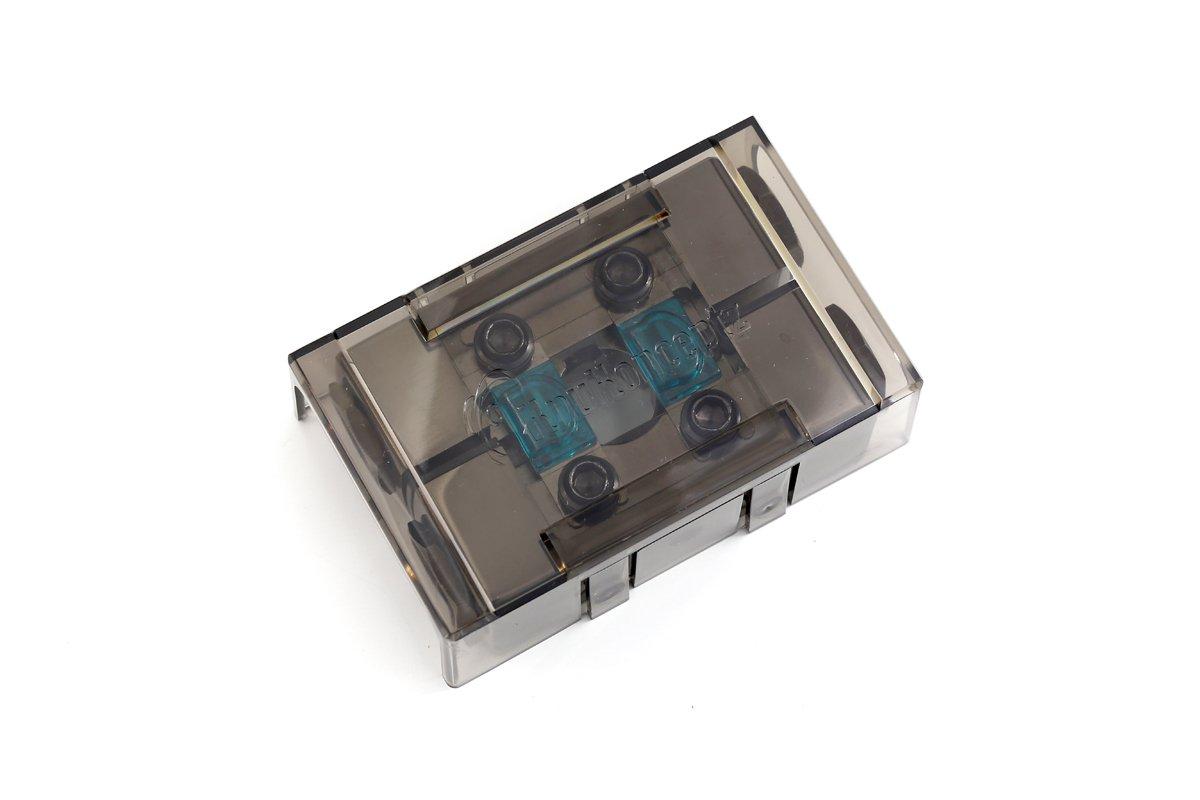 KnuKonceptz KonFUSED 0 Gauge Positive Battery Terminal/in Line Fuse Holder