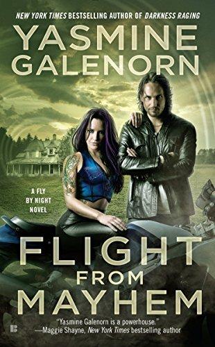 Flight from Mayhem (Fly by Night)