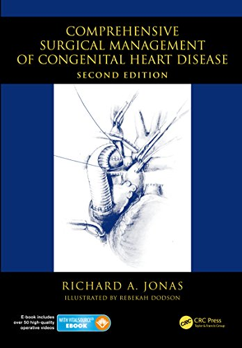 Comprehensive Surgical Management of Congenital Heart Disease, Second Edition Pdf