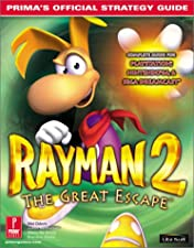 Rayman 2: The Great Escape (MP): Prima's Official Strategy Guide