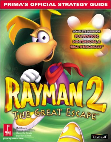 Rayman 2: The Great Escape: Prima's Official Strategy Guide pdf