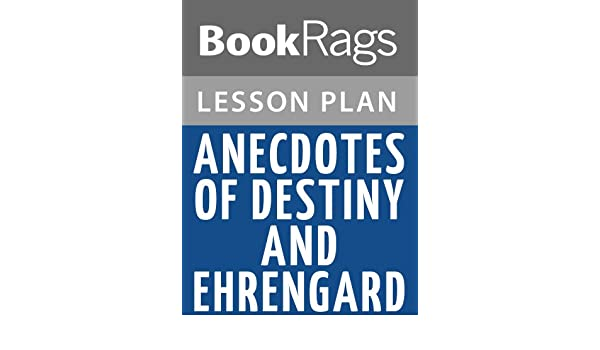 Lesson Plans Anecdotes of Destiny and Ehrengard