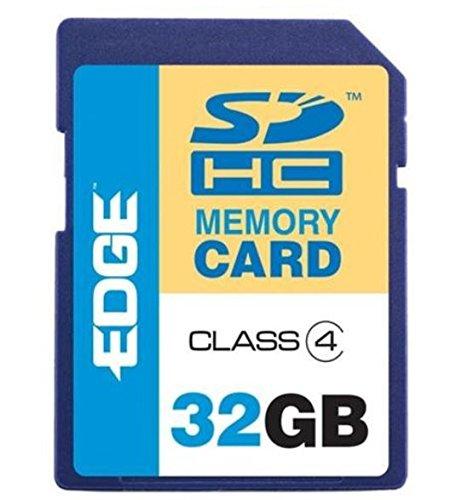 32GB EDGE PROSHOT HIGH CAPACITY SD MEMORY CARD CLASS4 PE220617 - Edge Tech Corp Memory Card
