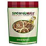 dehydrated lemon slices - Sincerely Nuts Natural Dried Lemon Slices - One Lb. Bag – Genuine Lemon Slices - Appetizingly Flavorful - High In Vitamins - Amazingly Fresh - Kosher Certified!