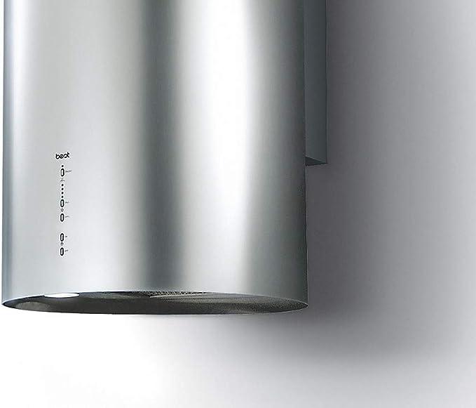 Best Mazara ASC XS BHC56650XA - Campana extractora (40 cm, acero inoxidable y cristal): Amazon.es: Grandes electrodomésticos
