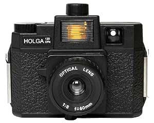 Lomography Holga 120 CFN Medium Format Camera with Color Flash