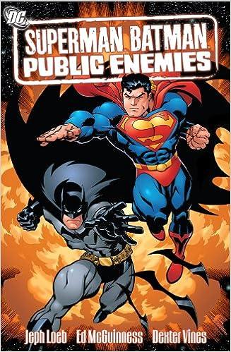 d044e9c7e09e9 Amazon.com: Superman/Batman VOL 01: Public Enemies (Superman/Batman  (Graphic Novels)) (9781401202200): Jeph Loeb, Ed McGuinness: Books