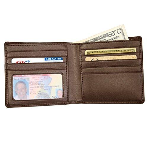 Royce Two Pocket Wallet - 3