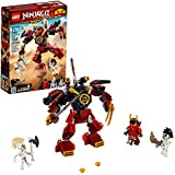 LEGO Ninjago Legacy Samurai Mech 70665 Building Kit , New 2019 (154 Piece)