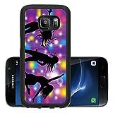 Luxlady Premium Samsung Galaxy S7 Aluminum Backplate Bumper Snap Case IMAGE ID 26162392 dance