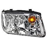 Passengers Headlight Headlamp Replacement for Volkswagen 1J5 941 018 BJ