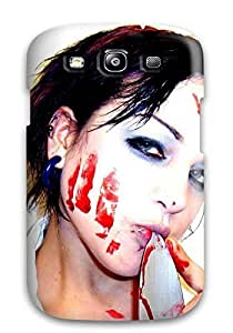 JeffreySCovey Galaxy S3 Hard Case With Fashion Design/ VtaCQDY16268iWuKZ Phone Case