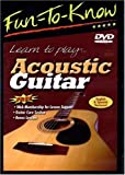 Best Fun World Movie Series - Fun To Know: Learn to Play Acoustic Guitar Review