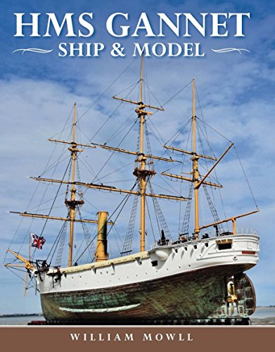HMS Gannet: Ship and Model ()