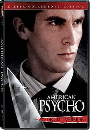 Amazon American Psycho Christian Bale Justin Theroux Josh